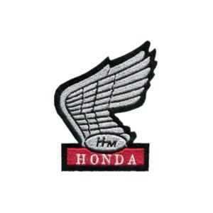 Emblemas Motard Marca Honda Logo Antigo Peq.