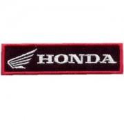 Emblemas Motard Marca Honda Rect. Peq.