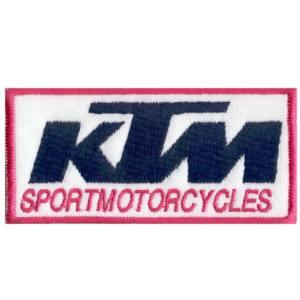 Emblemas Motard Marca KTM Peq.
