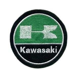 Emblemas Motard Marca Kawasaki Logo Médio