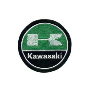 Emblemas Motard Marca Kawasaki Logo Peq.