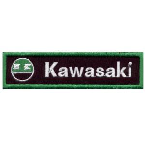 Emblemas Motard Marca Kawasaki Rect. Peq.