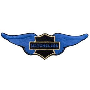 Emblemas Motard Marca Matcheless Asa Peq.