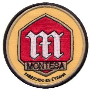 Emblemas Motard Marca Montesa gr.