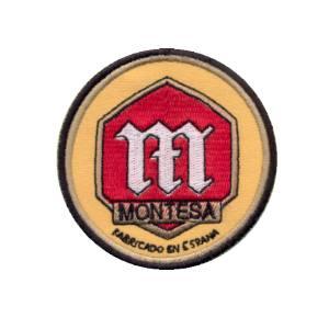 Emblemas Motard Marca Montesa peq.