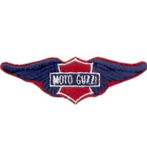 Emblemas Motard Marca Moto Guzzi Asa peq.