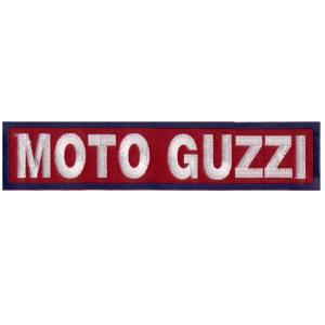 Emblemas Motard Marca Moto Guzzi Rect. Gr.