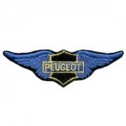 Emblemas Motard Marca Peugeot Asa peq.