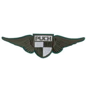 Emblemas Motard Marca Puch Asa Gr.