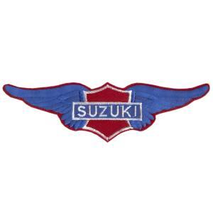 Emblemas Motard Marca Suzuki Asa Gr.