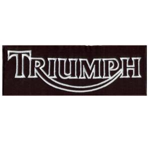 Emblemas Motard Marca Triumph Gr.