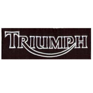 Emblemas Motard Marca Triumph Peq.