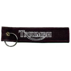 Emblemas Motard Marca Triumph Porta-Chaves