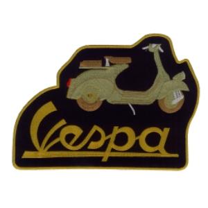 Emblemas Motard Marca Vespa Gr.