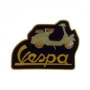 Emblemas Motard Marca Vespa Peq.