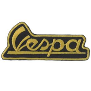 Emblemas Motard Marca Vespa grande