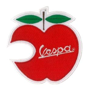 Emblemas Motard Marca Vespa maçã