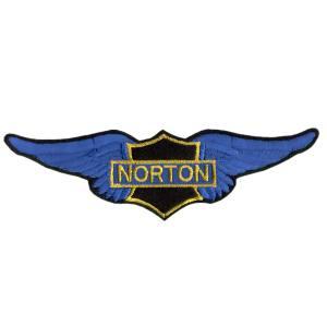 Emblemas Motard Norton Asa Gr.