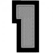Nº1 cinza