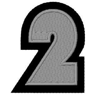 Nº2 cinza