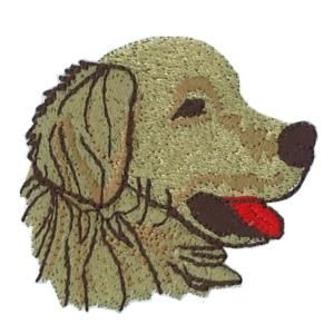 aplicação bordada cão labrador.def