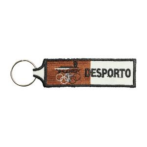 Emblemas Ensino Curso Porta-Chaves Desporto