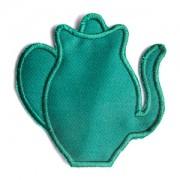 Emblemas Living Louça Bulle Peq. Verde