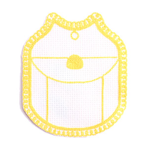 Emblemas Living Louça Saleiro Cornely Amarelo