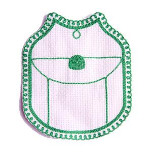 Emblemas Living Louça Saleiro Cornely Verde