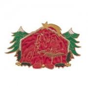 Emblemas Living Natal Presépio Natal