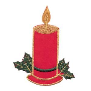 Emblemas Living Natal Vela Natal