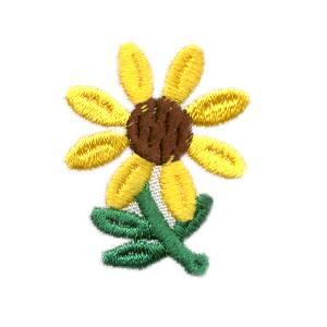 Emblemas Natureza Flor amarela