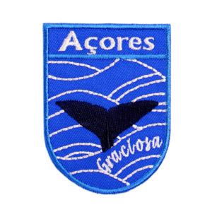 Emblemas Locais Baleia Graciosa Açores Portugal