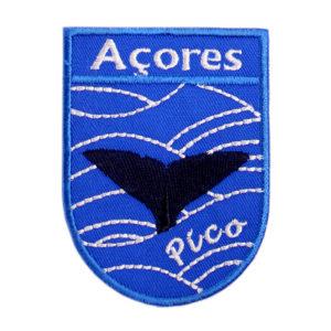 Emblemas Locais Baleia Pico Açores Portugal