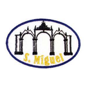 Emblemas Locais Portas da Cidade, São Miguel Açores Portugal