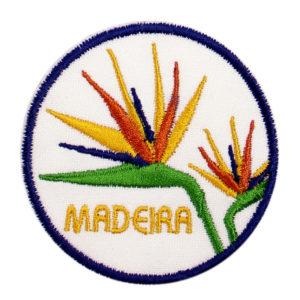 Emblema Redondo Locais Estrelícia Madeira Portugal