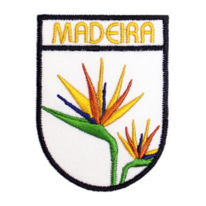 Emblemas Locais Estrelícia Madeira Portugal