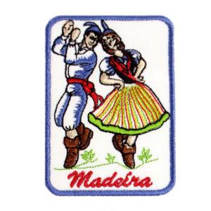 Emblema Locais Bailinho da Madeira Portugal