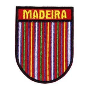 Emblema Locais Madeira Portugal - Trajes da Madeira