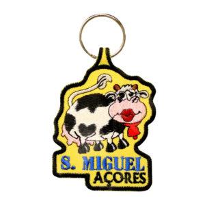 Porta-Chaves Vaca frente S. Miguel Açores