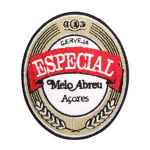 Emblema Cerveja Especial Melo Abreu Açores