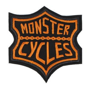 Emblemas Motard MONSTER CYCLES