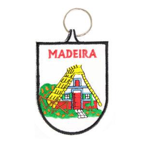 Porta Chaves Casa Típica Madeira