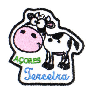 Emblema Vaquinha Açores Terceira