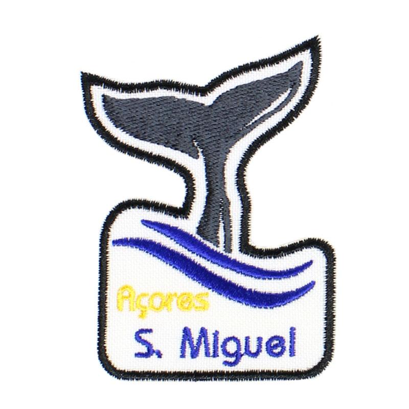 Emblema Baleia Açores São Miguel
