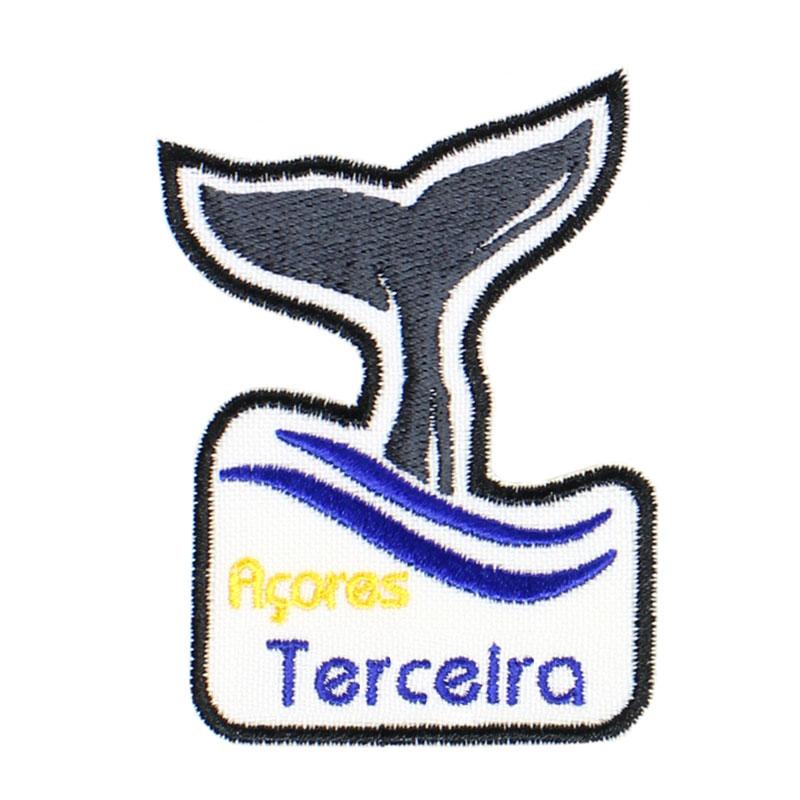 Emblema Baleia Açores Terceira
