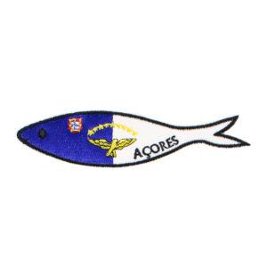 Emblema Sardinha Bandeira Açores