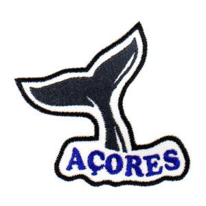 Emblema Cauda da Baleia Açores