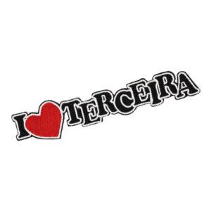Emblema I LOVE TERCEIRA