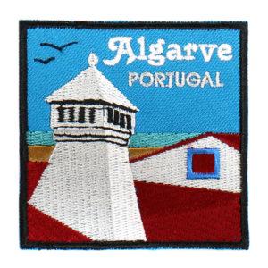 Emblema Chaminé Típica do Algarve Portugal
